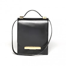 I Need This: The Row Leather Shoulder Bag