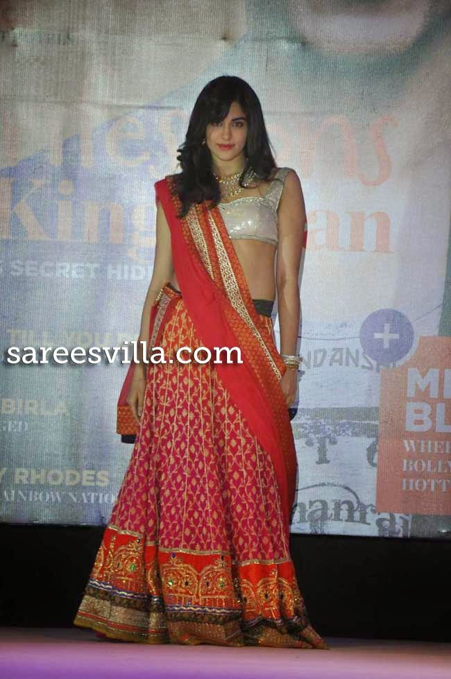 Adah Sharma at Travel New Roads Book Launch
