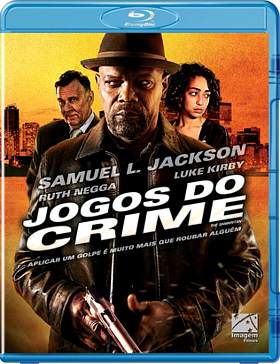Filme Poster Jogos do Crime BDRip XviD Dual Audio & RMVB Dublado