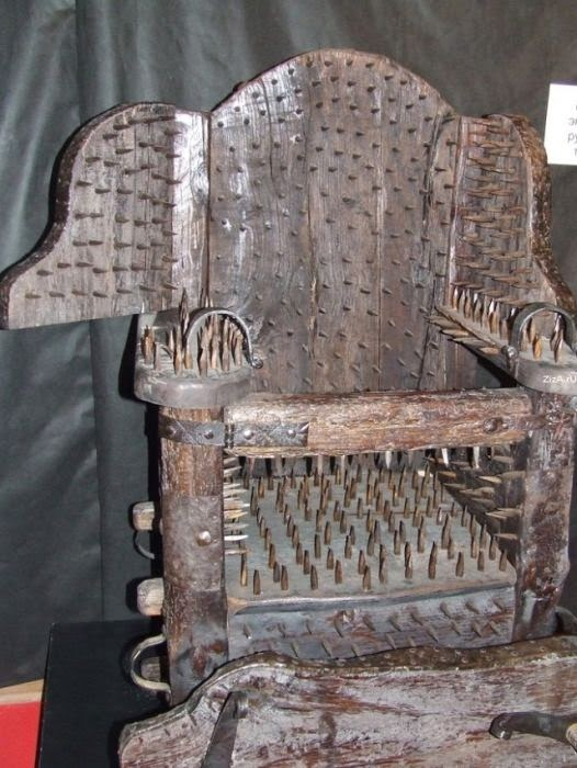 World Of Mysteries Medieval Torture Devices You Never