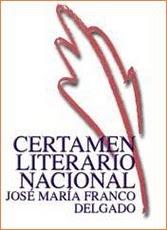 Certamen Literario Nacional José María Franco Delgado