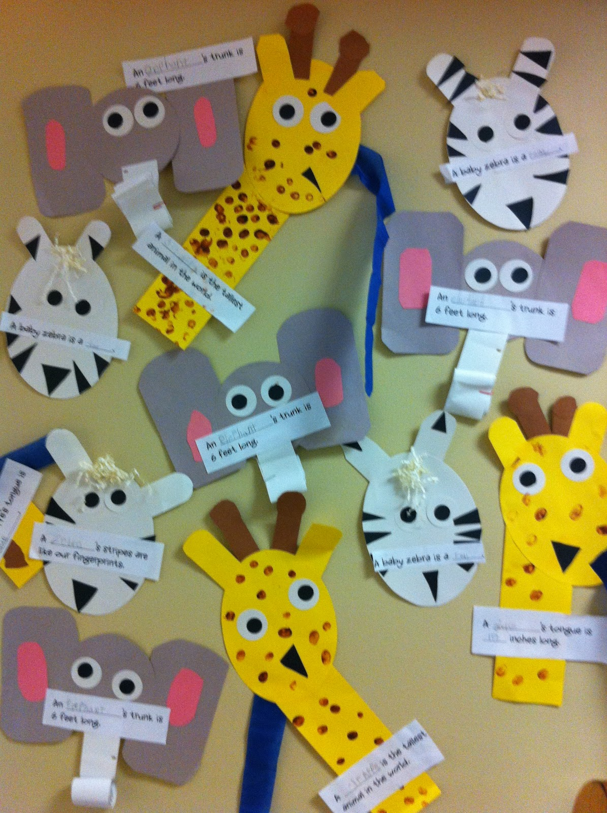 Welcome to Room 36!: The Zoo!