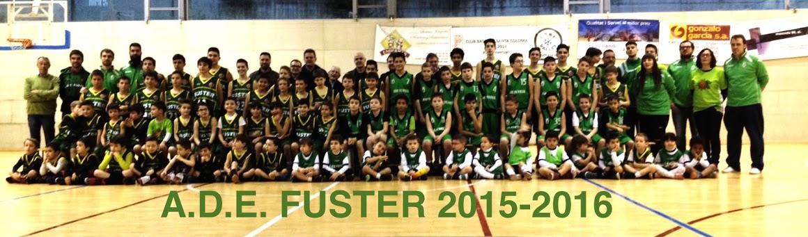A.D.E.FUSTER 2015-2016