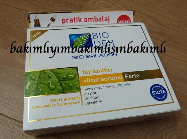bioder tuy azaltici serum kullananlar