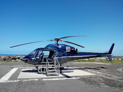 hélicoptère, île d'yeu, vendée, bullelodie