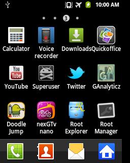Unlock Root nástroj Superuser+app