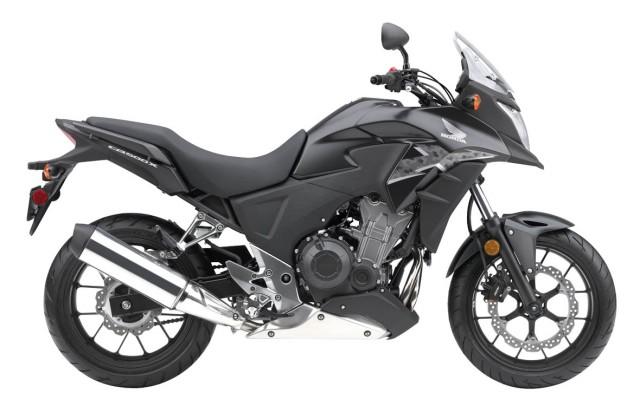 Fotos da Honda CB 500X CB 500F CBR500R Honda  2013