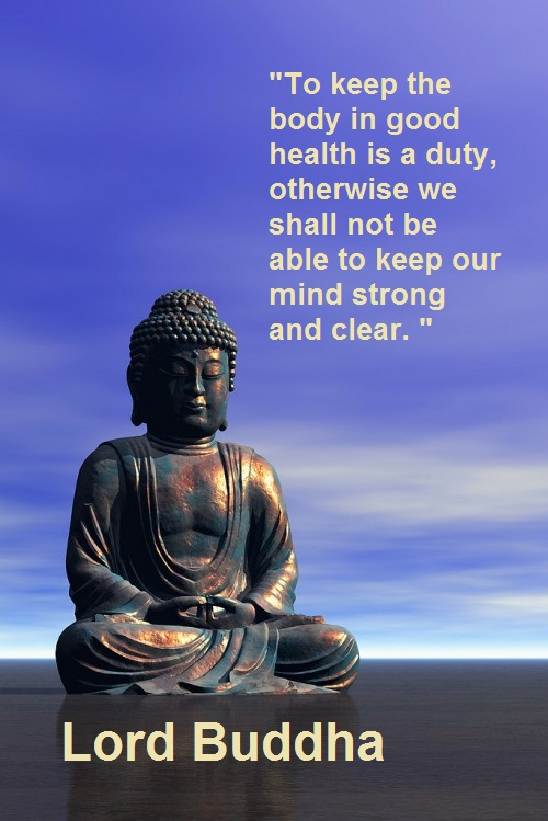 Lord Buddha Inspirational Quotes