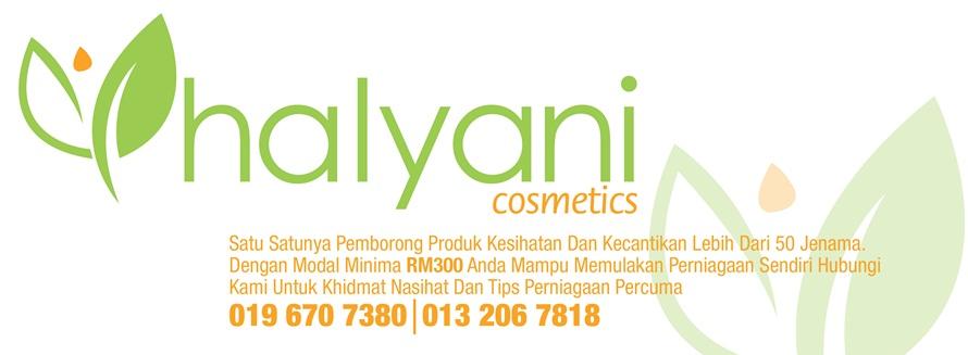 HalyaniCosmetics.com