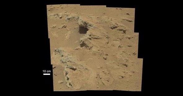 DUNIA FISIKA: Mungkinkah Mengubah Mars Menjadi Bumi Baru?