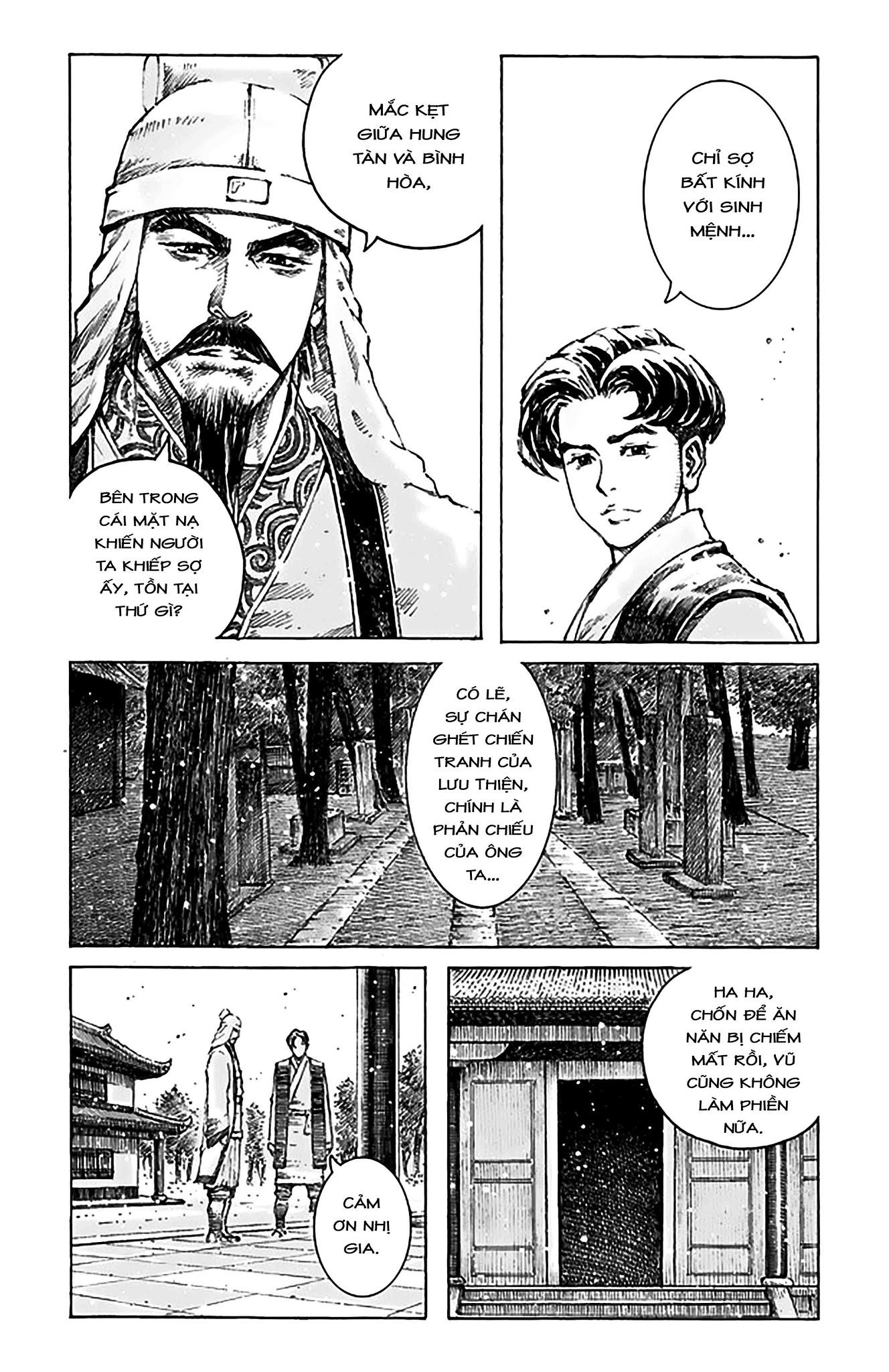 Hỏa Phụng Liêu Nguyên Chap 490 - Trang 8