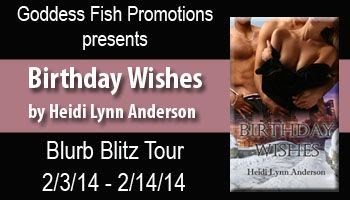 http://goddessfishpromotions.blogspot.com/2013/12/virtual-blurb-blitz-tour-birthday.html