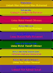 Organisasi j-QAF 2011