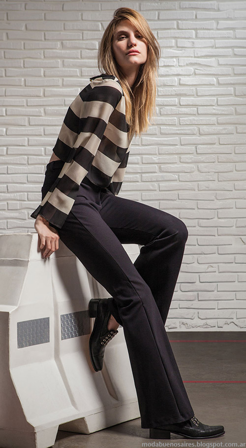 Moda otoño invierno 2015 ropa de mujer Square.