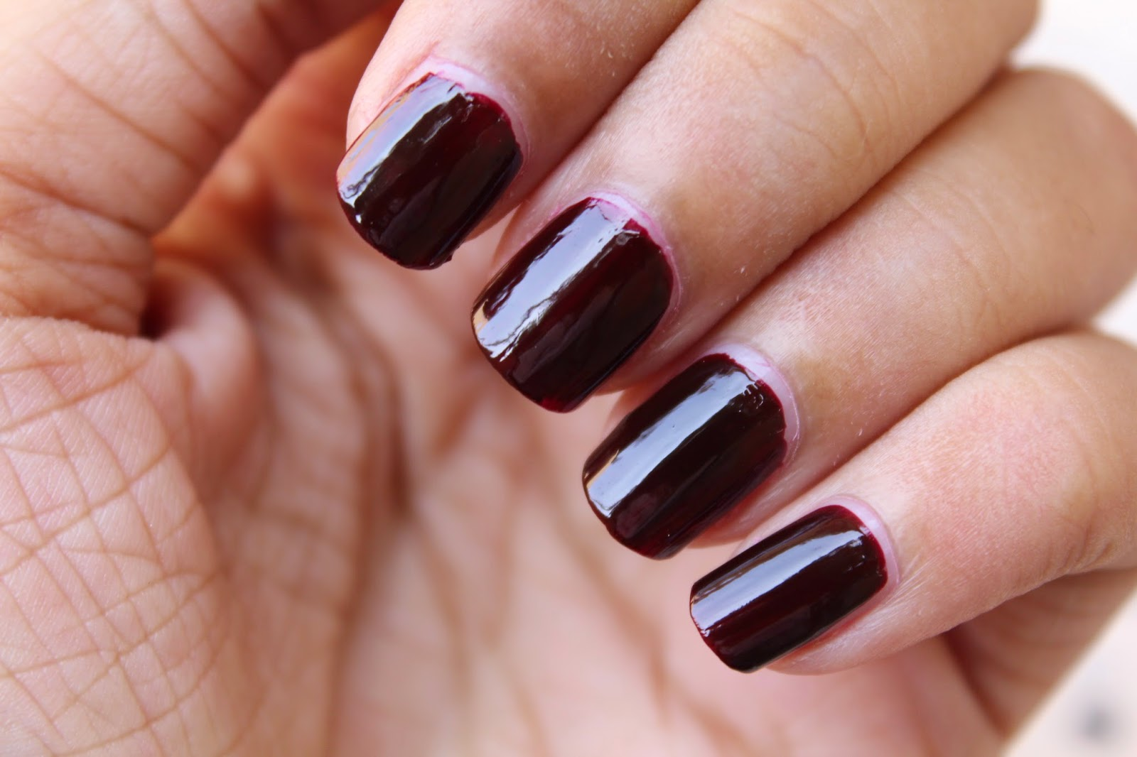 Rimmel Salon Pro Urban Purple Swatch review pakistan, MUA nail varnish red fever swatch review pakistan, Maybelline color show burgundy kiss swatch review pakistan, max factor max effect mini nail polish intense plum swatch review pakistan, Pakistani beauty nail art book blog
