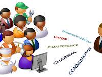 Memiih karakter pemimpin yang ideal, cocok dan bertanggung jawab terhadap tugas-tugasnya.