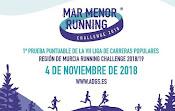 MAR MENOR RUNNING CHALLENGE
