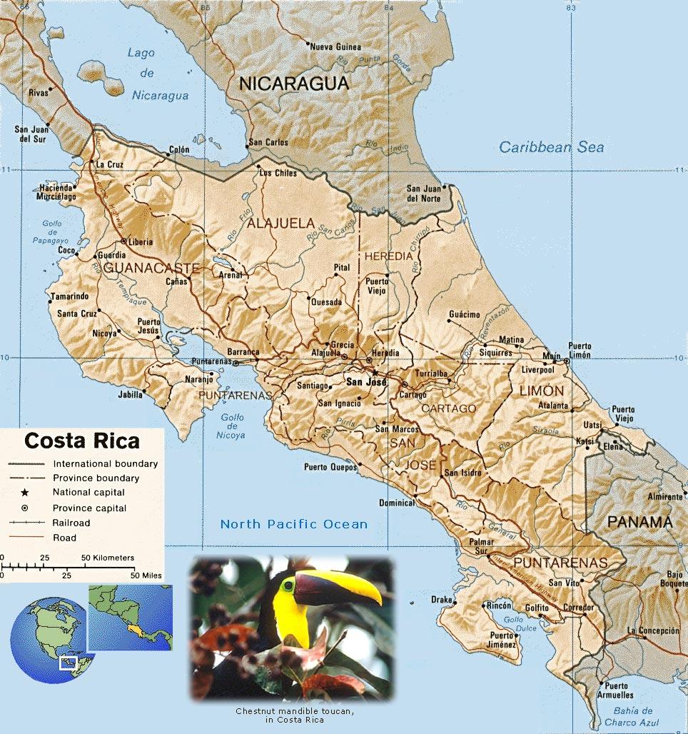 Temperaturas en Costa Rica aumentaron hasta en un grado