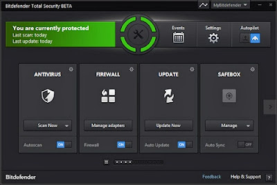 Bitdefender Total Security 2014 6 Months License Key Free download