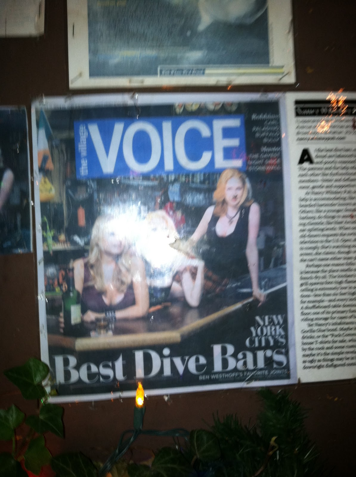 Rule of wolves a dive bar by any other name - Dive bar definition ...
