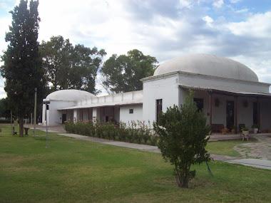 Museo Las Bovedas, a 8 Km de aqui. Casa del Gral San Martin