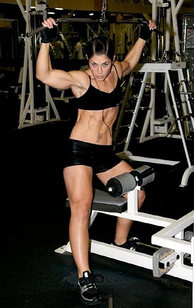 kourtney olsen-kourtney olson-female fitness models