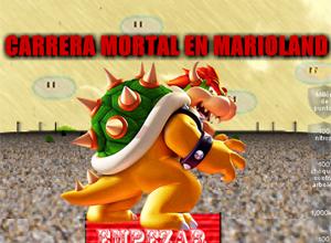 Carrera Mortal en Marioland