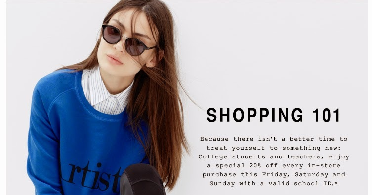 Madewell Promo Code Hacks Check out the Sale section to find deals on Madewell products that are temporarily discounted. Visit the Promo Codes & Coupons page to view the promotions and special offers that are currently active at henpoi.tk