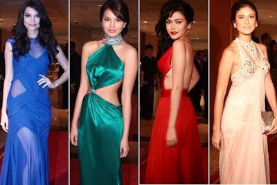Rhian Ramos, Sarah Lahbati, Bela Padilla, Bianca King Profiles magazine launch