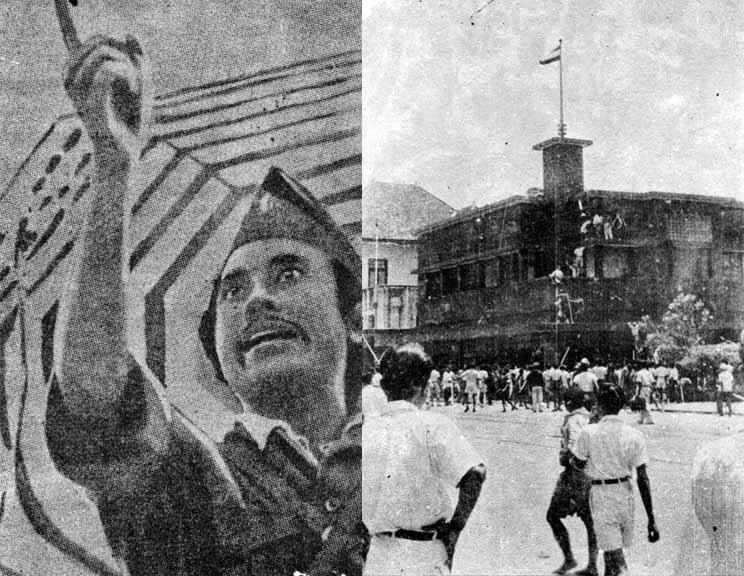 budi tomo dan Sejarah, Latar belakang pertempuran Ambarawa  dan Pertempuran lainnya dalam Perjuangan  kemerdekaan Indonesia