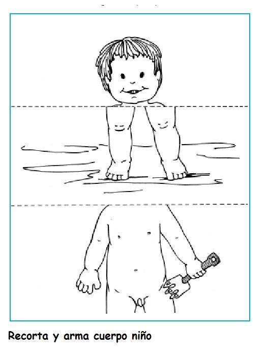 JUEGOS SENCILLOS EDUCACION ESPECIAL: imágenes del cuerpo para ...