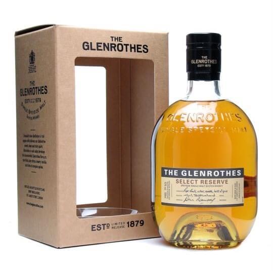 格蘭路思珍釀單一純麥威士忌 Glenrothes Select Reserve