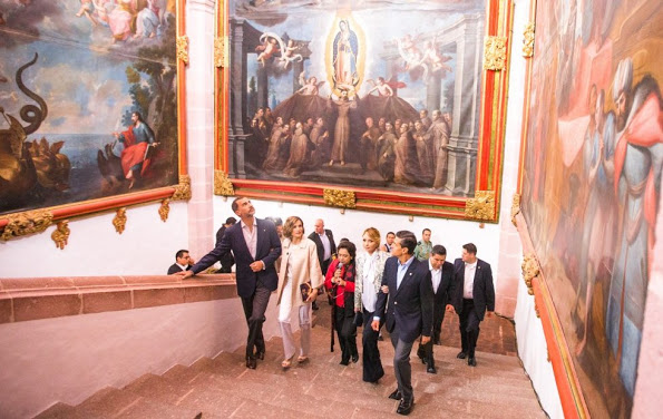 King Felipe And Queen Letizia's Visit To Mexico, 3rd Day