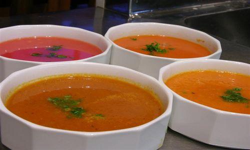 soup powders