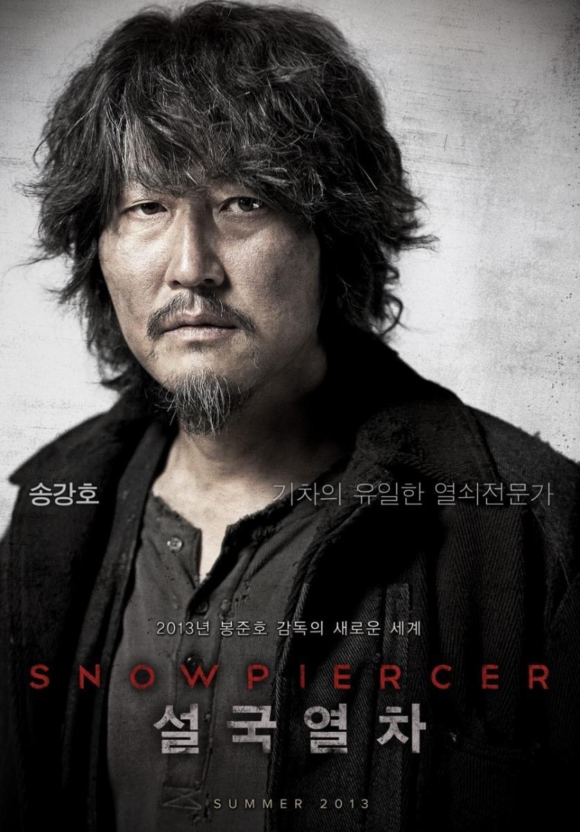 poster snowpiercer song kang-ho