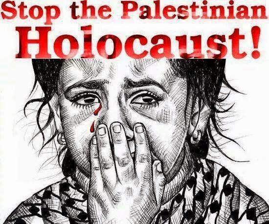 Se condenam o outro holocausto, por que toleram o atual?