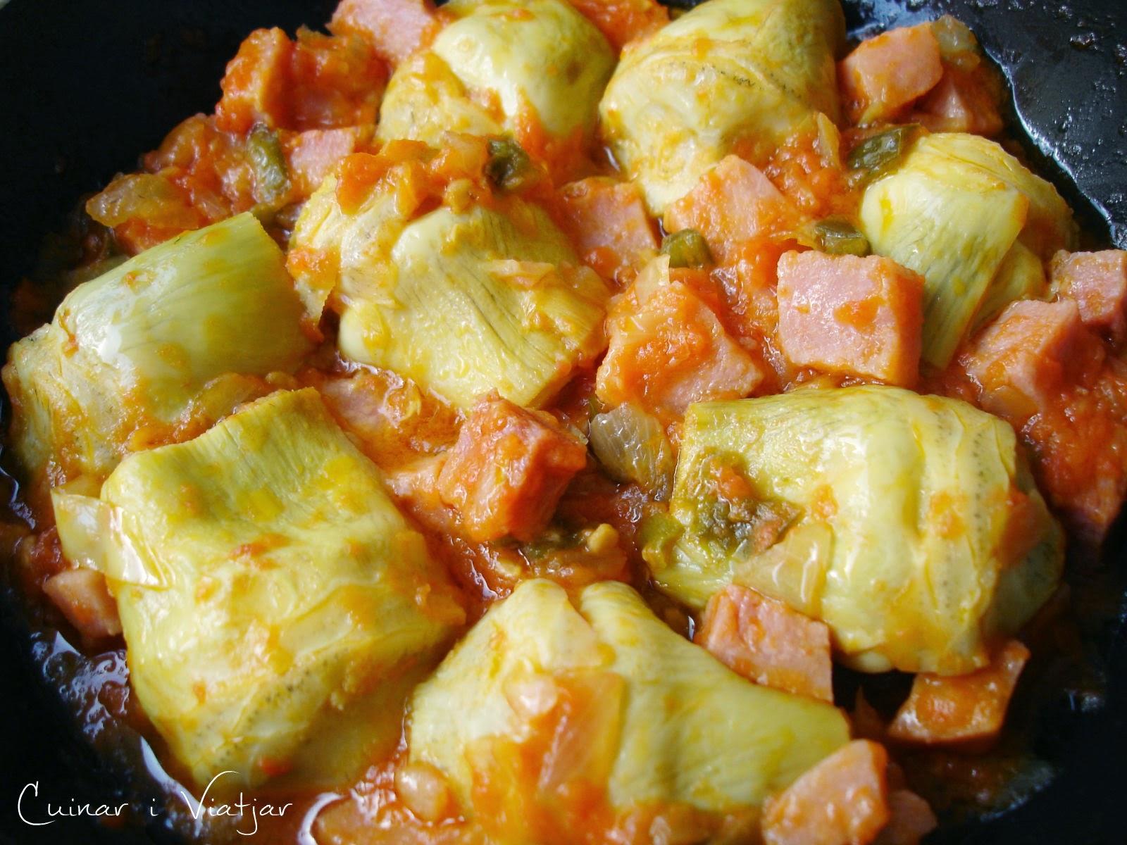 Conserva de alcachofas cocinar en casa es for Cocinar alcachofas de bote