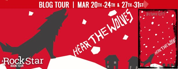 Hear the Wolves Tour + Giveaway thru 4/3