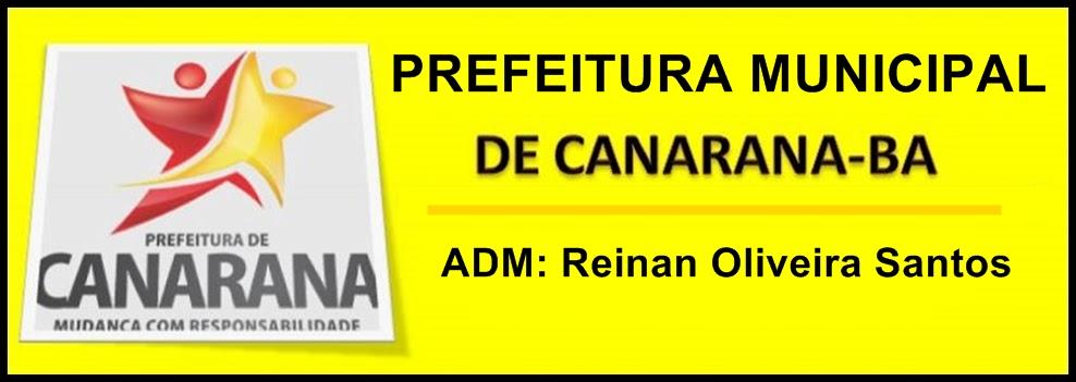 Prefeitura de Canarana