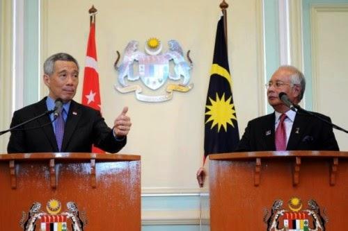 Malaysia-Singapura-najib