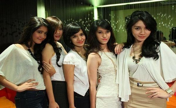 Princess Girl Band Indonesia