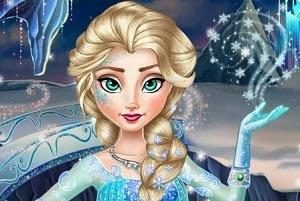 Frozen: Una aventura congelada - Elsa real makeover