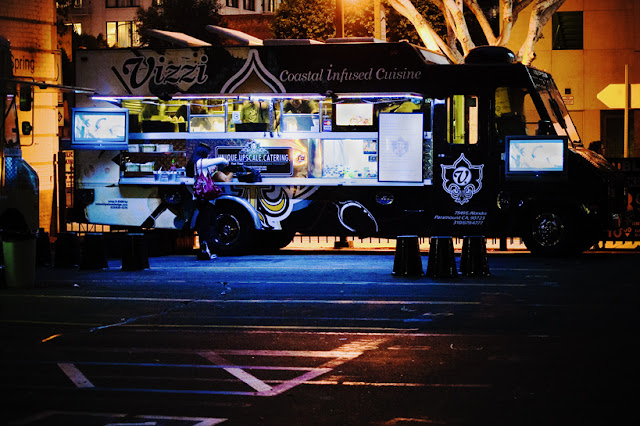 Food truck, DTLA (C)2012 Glenn Primm Photography