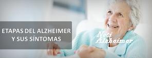 Etapas del Alzheimer y sus síntomas