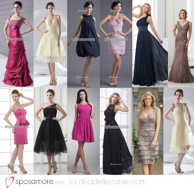 acquistare abiti plus size online su sposamore