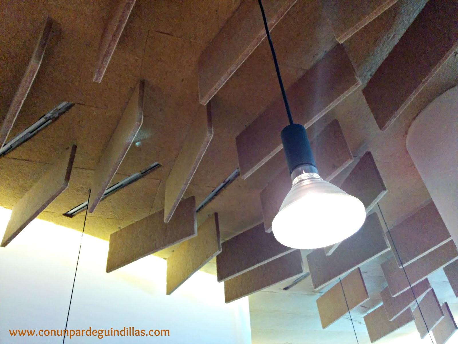 El techo en Yakitoro