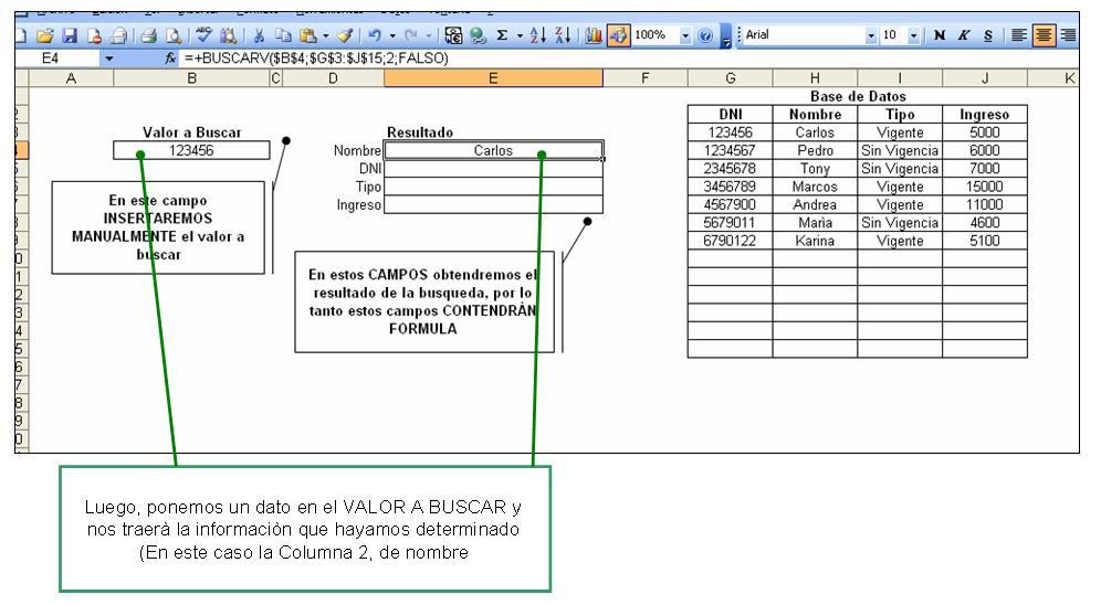 Formulas EXCEL (For Dummies) Actualizado 26/07/2011