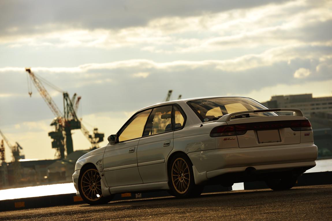 134. Zdjęcia #044: Subaru. staryjaponiec blog 日本車 スバル
