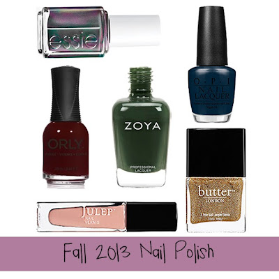 Fall Nail Polish Shades
