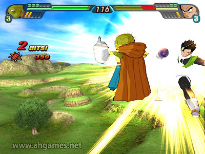 Dragon Ball Z Budokai Tenkaichi 3 Full Game